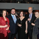 Also enjoying the occasion were Annette McGrath, John McKeon, Angela